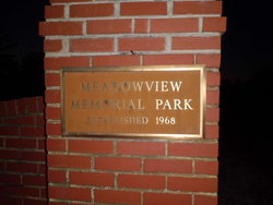 Meadowview Memorial Park