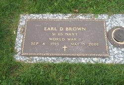 Earl Daniel Brown