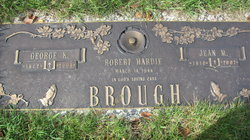 Jean M <i>Macdougall</i> Brough