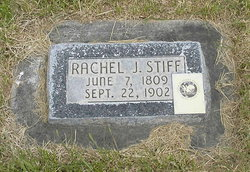 Rachel <i>Jennings</i> Stiff