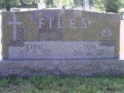 Effie <i>Godfrey</i> Files