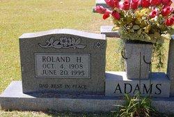 Roland H. Adams