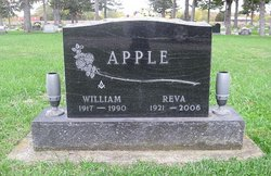 Reva <i>Wilmot</i> Apple