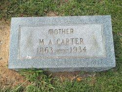 Minerva Addeline <i>Beavers</i> Carter