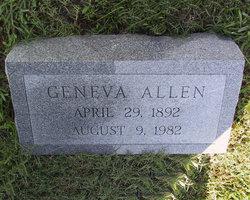 Nettie Geneva Allen