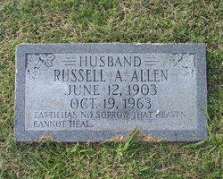 Russell A Allen