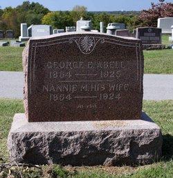 Nannie M. <i>Vernon</i> Abell