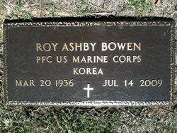 Roy Ashby Bowen