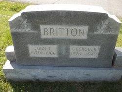 John Thomas Britton