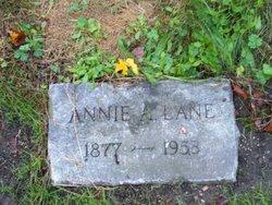 Annie Adelaide Lane