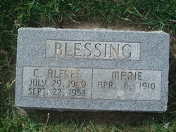 Carl Alfred Blessing
