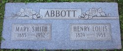 Henry Louis Abbott