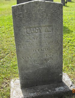 Lucy Ann <i>Gorham</i> Bosworth