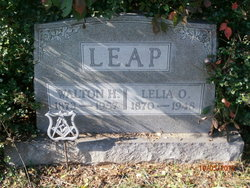 Lelia <i>Offenbacker</i> Leap
