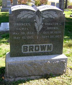 Frances Frankie <i>Bennett</i> Brown