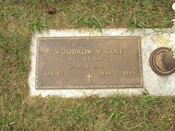 Woodrow Wilson Cole