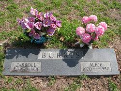 Alice Burris