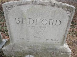M. Louise <i>Diggory</i> Bedford