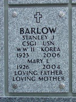 Stanley J Barlow