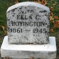 Ella Celia Boyington