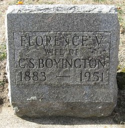 Florence V <i>Krembs</i> Boyington