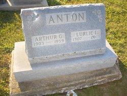 Arthur George Anton