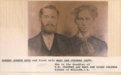 Mary Ann <i>Chapman</i> Boyd
