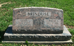 Corinne Elizabeth <i>Curtis</i> Brinduse