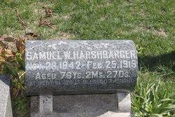 Samuel W Harshbarger