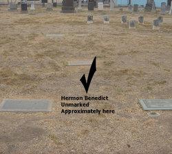 Hermon Betts Benedict