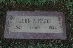 John Franklin Hager