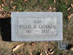 Willis Bernhard Goeken