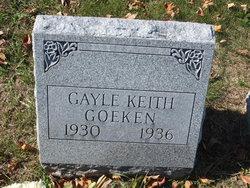 Gayle Keith Goeken
