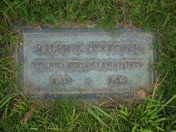 Ralph Edwin Bletcher