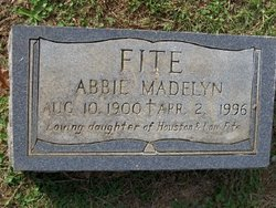 Abbie Madelyn Fite