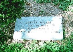 Lester Milam