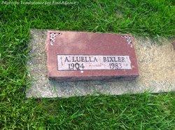 Anna Luella <i>Dakins</i> Bixler