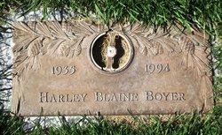 Harley Blaine Boyer