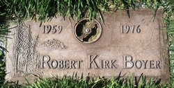 Robert Kirk Boyer