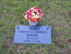 Dorothy Elizabeth Betty <i>Campbell</i> Barker