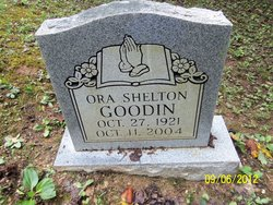 Ora <i>Shelton</i> Goodin