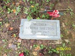 Bertha <i>Reynolds</i> Shelton