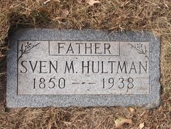 Sven M <i>Andersson</i> Holtman Hultman