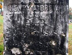 Henry Augustus Brown
