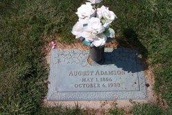 August Adamson