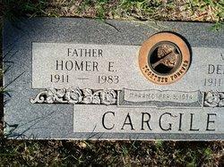 Homer Everett Cargile