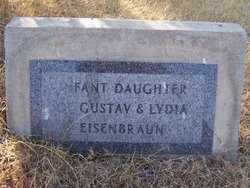 Infant Daughter Eisenbraun