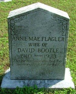Annie Mae <i>Flagler</i> Bootle