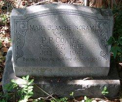 Mary Blanche <i>Ingram</i> Coates