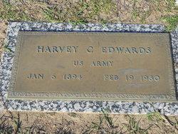 Harvey C Edwards